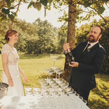 romantic & luxury destination wedding venue to rent near bordeaux