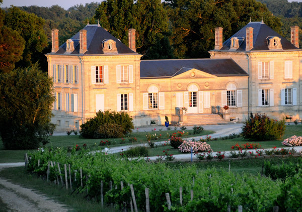 wedding venue in Bordeaux with accommodation
