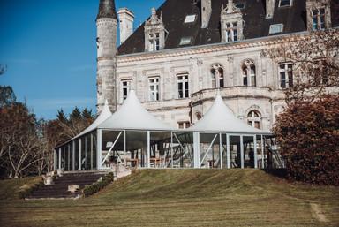 south of france Castle wedding venue