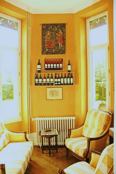 chateau rental in Bordeaux vineyards , with SPA & pool - South West France