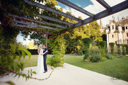 elegant Loire Valley wedding venue with accommodation