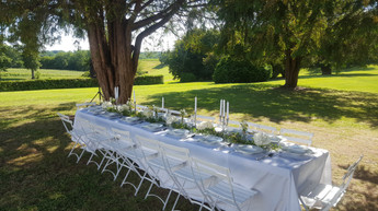 Private castle party near Bordeaux