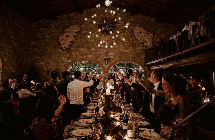 Italian destination wedding venue & holiday rental