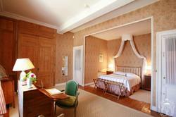 bedroom chateau wedding venue france