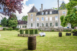 chateau in France to rent
