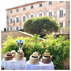 Event and wedding venue in a south of france chateau
