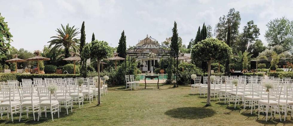 Sotogrande destination wedding venue in south of Spain