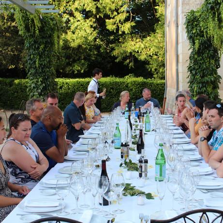 Event organisation around Bordeaux