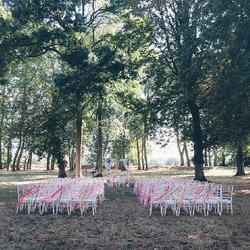 wedding venue chateau in France around Bordeaux with accommodation & Pool