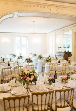 romantic wedding venue in French castle in Loire Valley