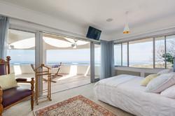 Sea view holiday rental in Brenton