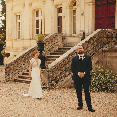 exclusif & private wedding with accomodation to rent in bordeaux