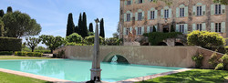 Private holiday villa to rent on the French riviera with pool and view