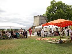hotel castle in vineyards for elegant wedding venue in South West France near bordeaux