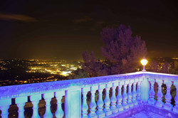 French riviera luxury wedding venue with sea view in Cannes