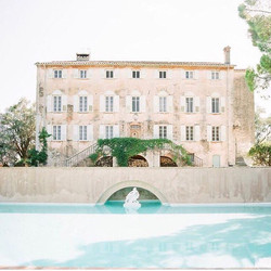 Destination Wedding venue in the South of France with Pool & accommodation