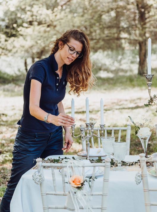 wedding planner in South of france