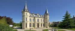 wedding venue in French castle in south of France also for Holiday Rental & wine tours