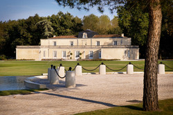 Wedding venue in chateau in France