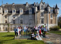 chateau rental for wedding venue in France