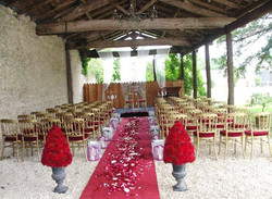 castle for dream wedding in South West France with SPA retreat