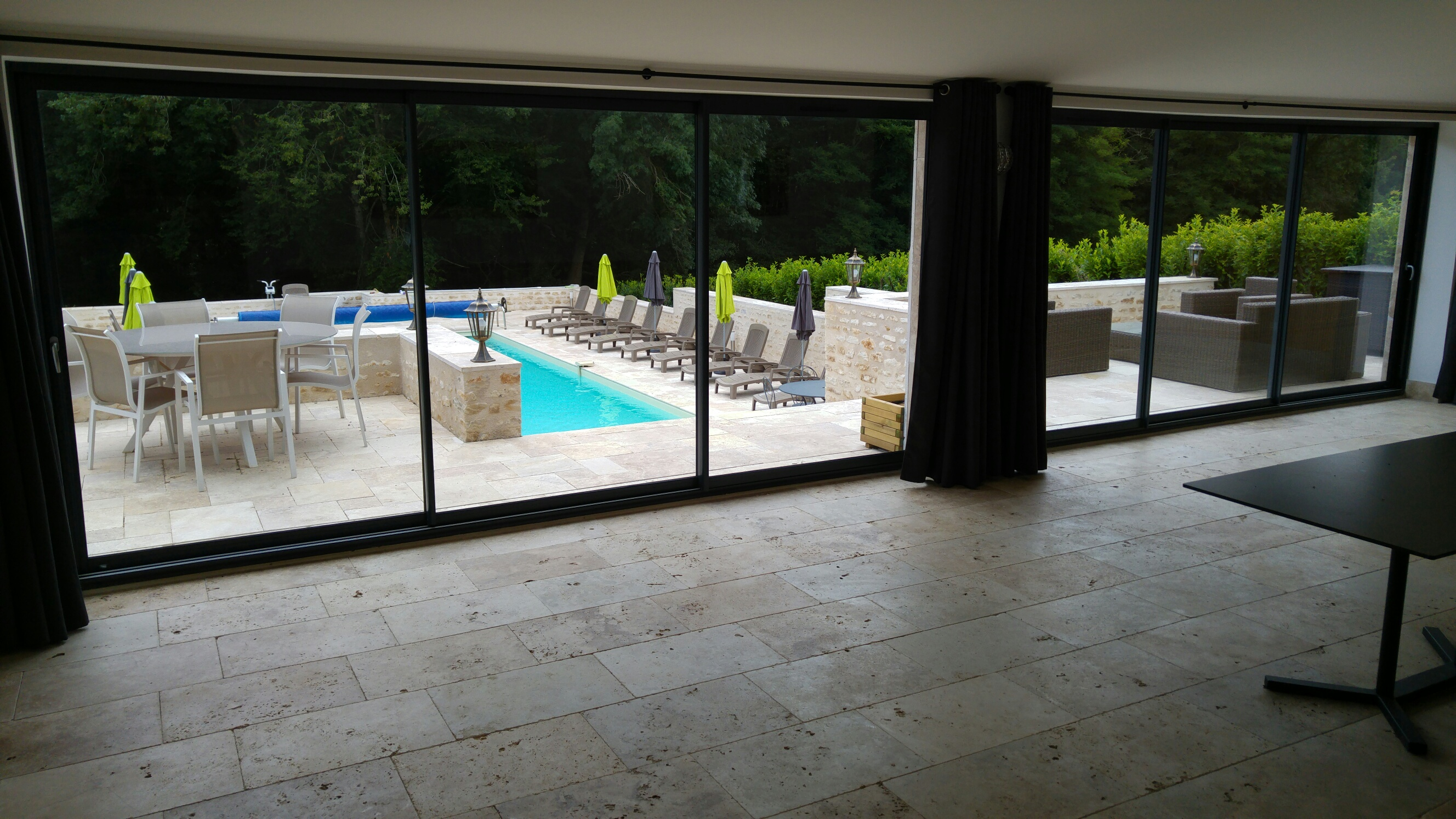 South west France holiday villa rental with pool