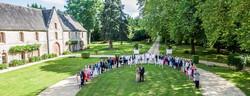 dream wedding venue in French castle