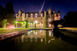dream wedding venue in Chateau in France