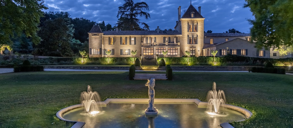 destination holiday rental in south of France