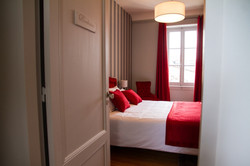 Friends holiday rental in French castel in south west France
