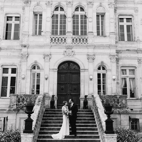 private wedding venue with accomodation & pool to rent near bordeaux