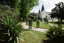 France villa rental in Bordeauxwith pool for 10 guests