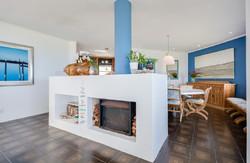 Sea view holiday villa to rent knysn