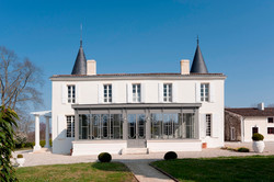 gateaway trip in France in villa rental near Bordeaux