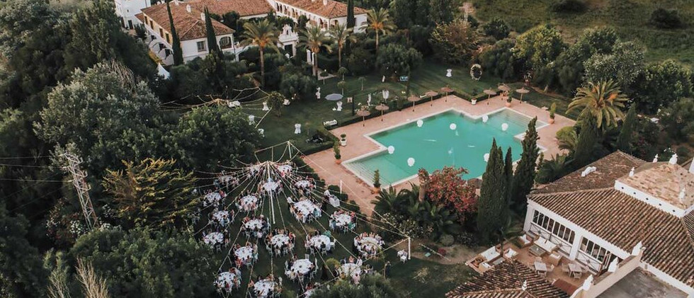 wedding venue in Andalucia, south of spain