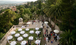 sea view in south of France wedding venue & holidays  in luxury french chateau on French riviera , C