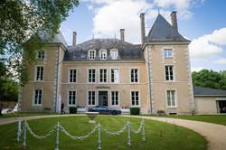 Romantic wedding venue in France