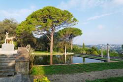 south of France destination wedding venue
