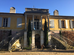 holiday rental villa , event & wedding venue in South of France chateau with pool