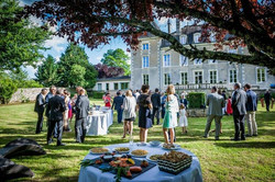 wedding venue in France in chateau to rent