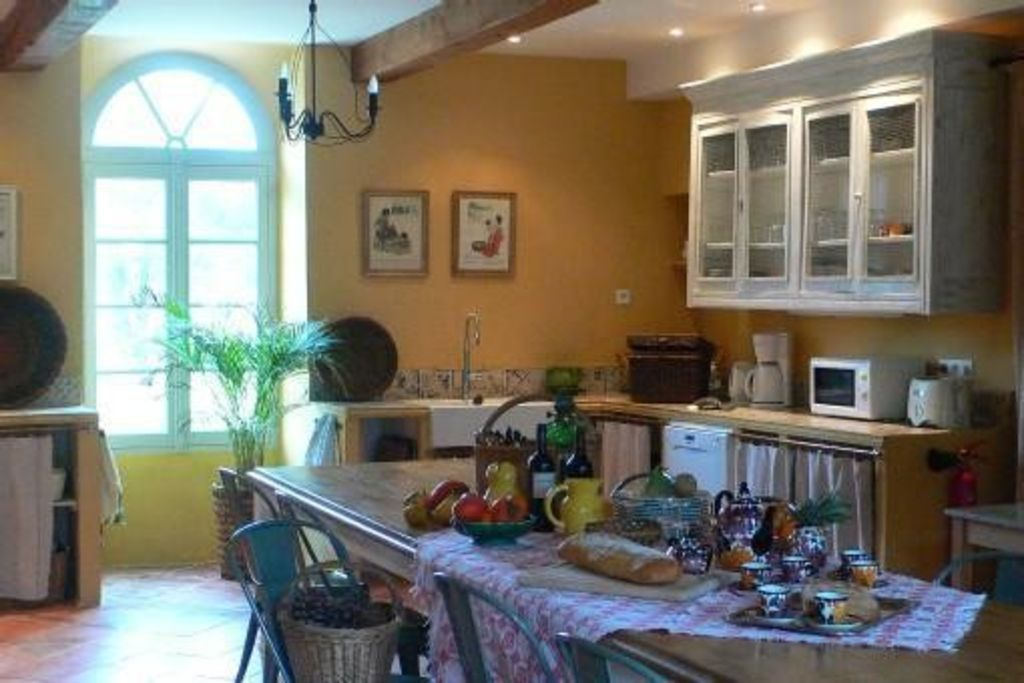 Holiday rental in South of France
