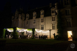 Loire Valley Wedding venue with accommodation in Romantic chateau