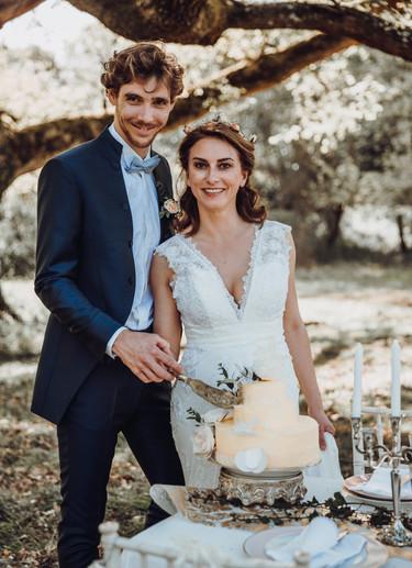 DIY Wedding in France