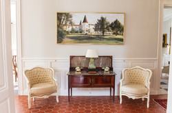 Romantic chateau wedding venue  in France for holiday or wedding