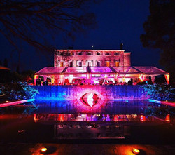 South of France destination venue for wedding and events with pool & accommodation