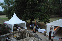 wedding venue in South West France with pool & bedrooms