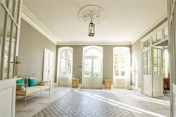 Beautiful French chateau to hire in south of France for honeymoon & family holiday