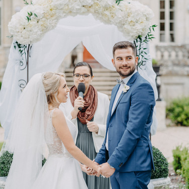 Wedding package in exclusif French Chateau