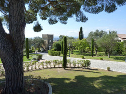 Wedding venue in French chateau near Nice and Antibes