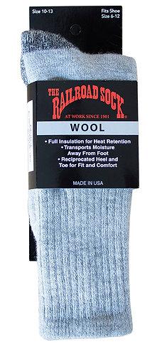 Men's Premium Merino Wool Crew Socks (2998)